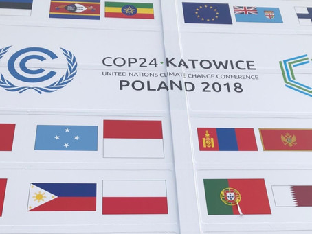 BCSD Australia at #COP24 in Poland