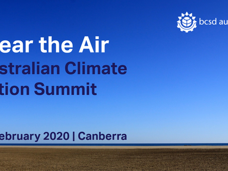 Event: Australian Climate Action Summit - 11 February