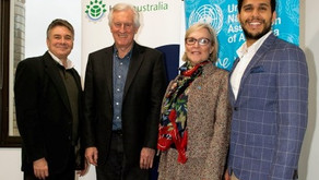 UNAA NSW and BCSD Australia partner to support the SDGs