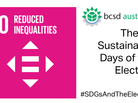 SDG10: The 17 Sustainable Days of the Election