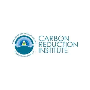 Carbon Reduction Institute Website logo.