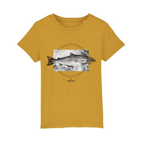 Detské tričko PSTRUH