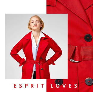 trench Esprit
