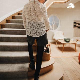 Short en tweed Les Bourgeoises