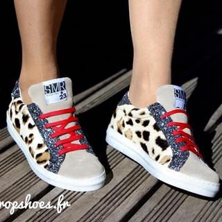 Baskets Semeridjan DropShoes