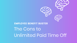The Pitfalls to an Organization's Unlimited Paid Time Off Policy