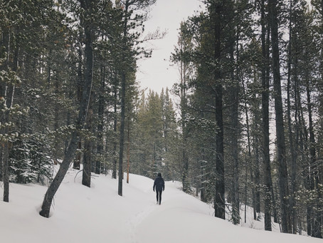 8 Ways to Enjoy Time Off Outside in Colder, Winter Months