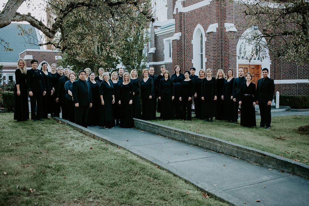 choral music, musicians, Bellingham