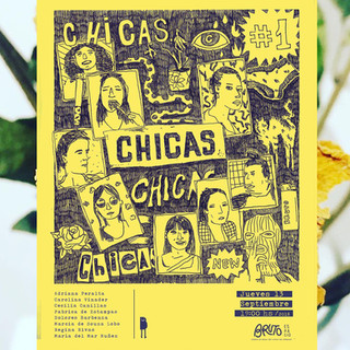 CHICAS muestra Colectiva