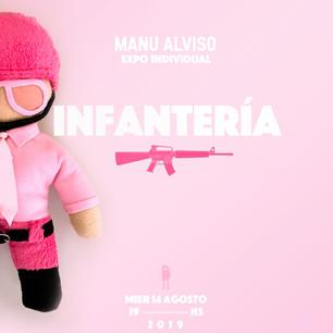 INFANTERIA de Manu Alviso