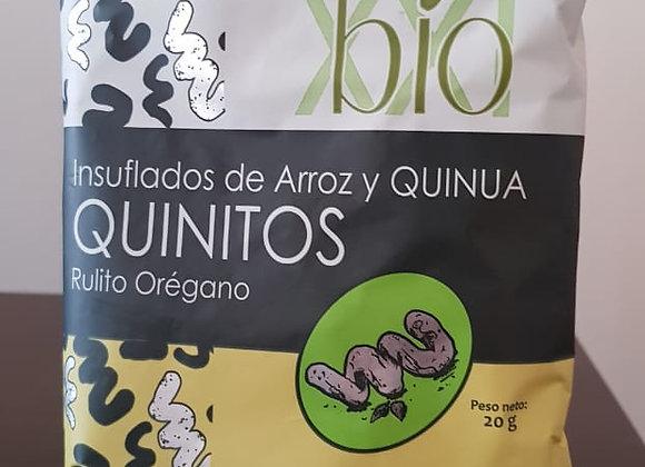 Quinitos orégano