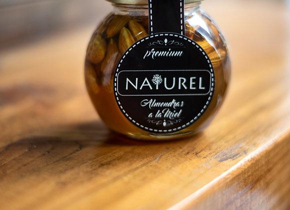 Almendras a la miel