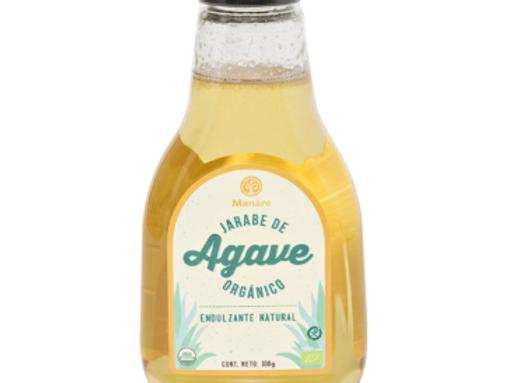 Jarabe de agave orgánico 330 grs