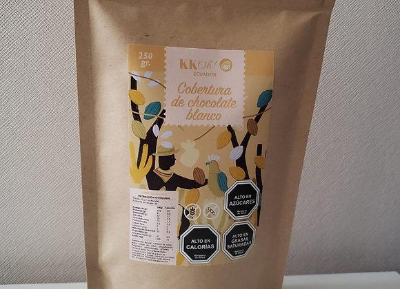 Cobertura de Chocolate Blanco