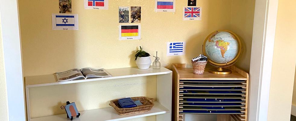 Cultural Shelves