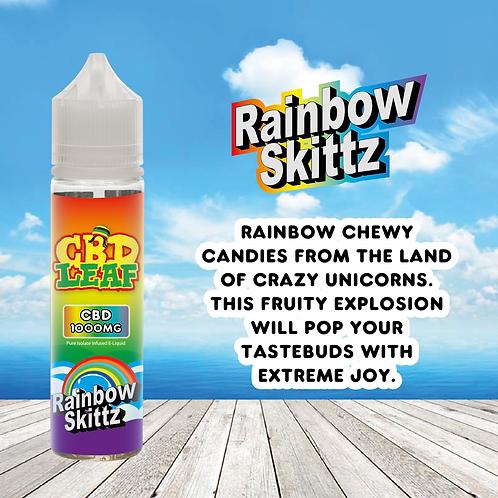 CBD Leaf - Rainbow Skittz - 1000MG (60ML)