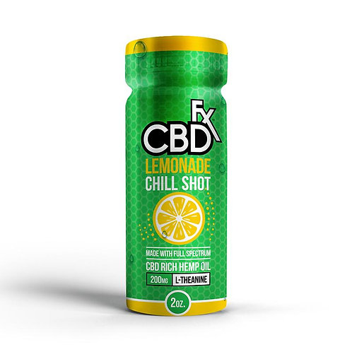 CBD FX Lemonande Chill Shot -60ml