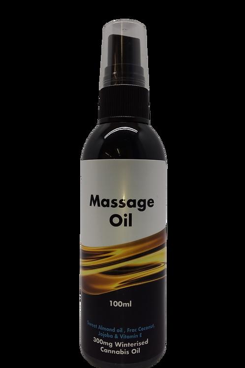 LiveWell Massage Oil - 300mg