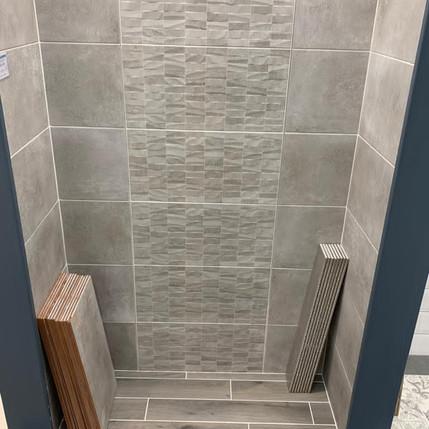 Beaton Grey Plain 25 x 50