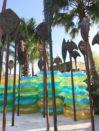 Decorative Paddles