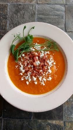 Onion & Squash Soup