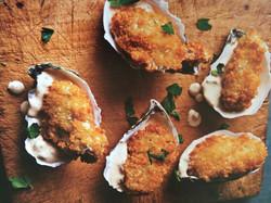 Stuffed Oysters