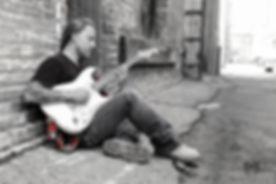Steve Stine Fargo Fender Photo