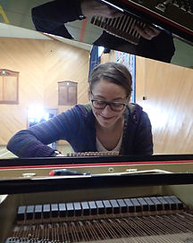 Grand piano voicing Auckland