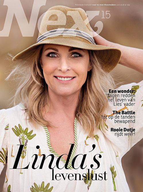 NEX Magazine #15 inclusief verzendkosten (binnen NL)