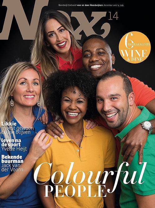 NEX Magazine #14 inclusief verzendkosten (Out of stock)