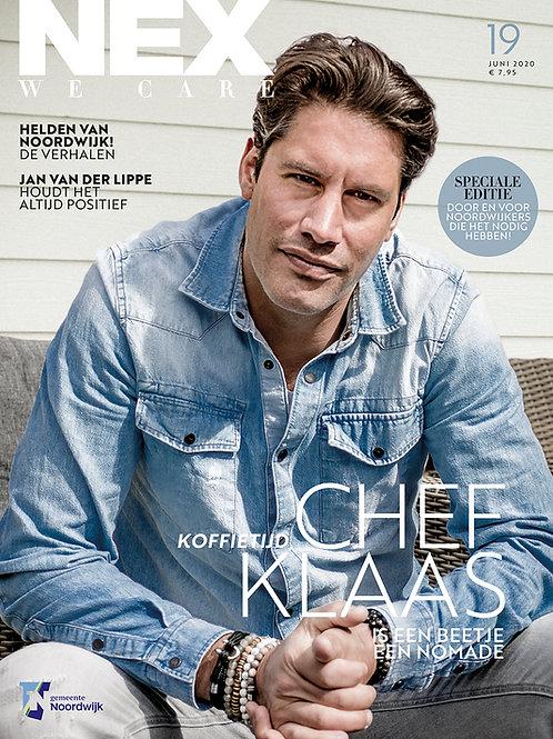 NEX Magazine #19 inclusief verzendkosten (binnen NL)
