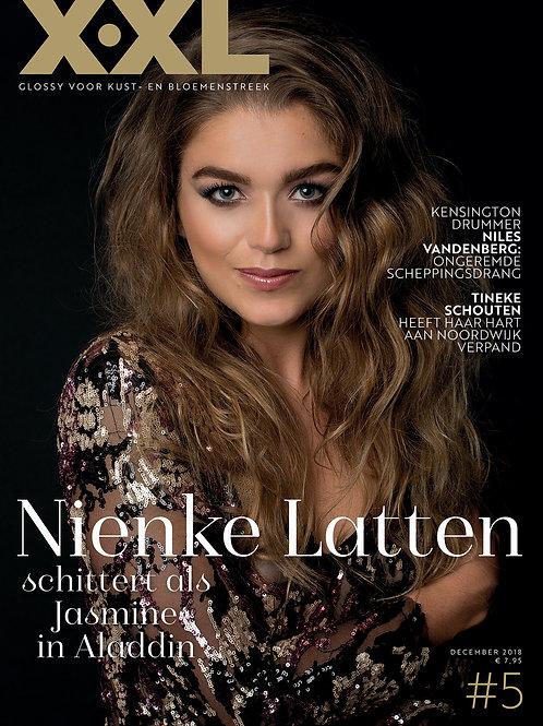 Magazine XXL #5 inclusief verzendkosten binnen NL