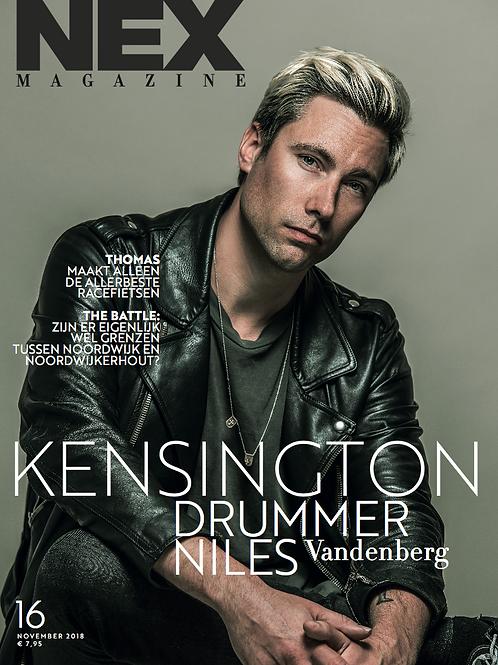 NEX Magazine #16 inclusief verzendkosten (binnen NL)