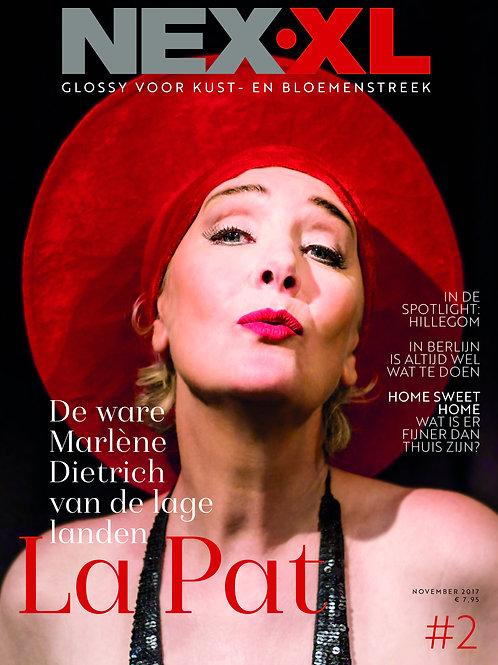 Magazine NEX XL #2 inclusief verzendkosten (binnen NL)