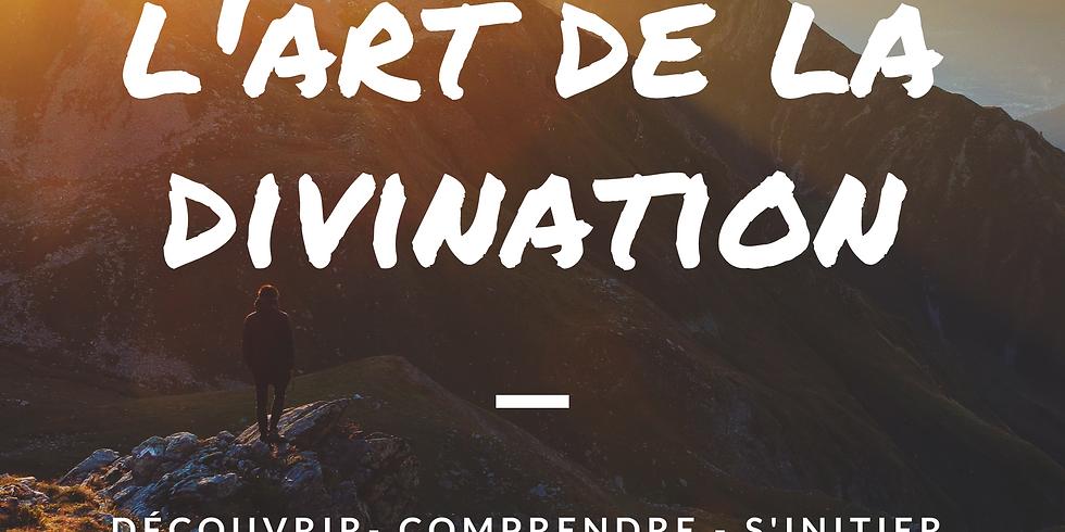 INITIATION A LA DIVINATION - Semaine Chamanique d'Automne