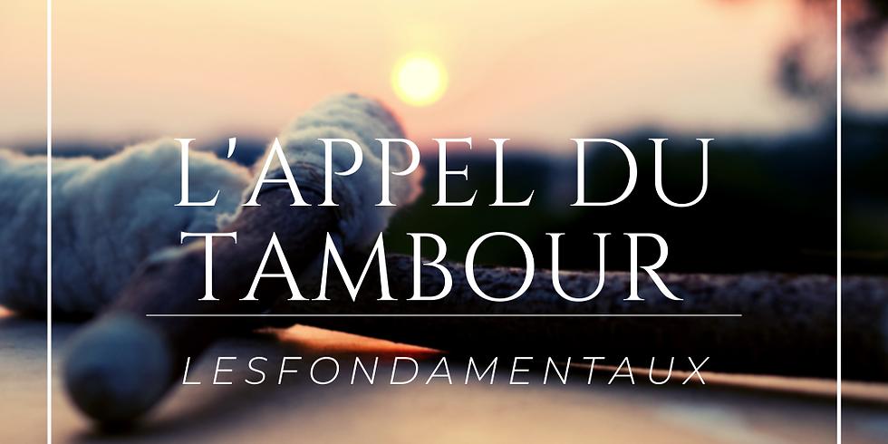 L'APPEL DU TAMBOUR - Landes automne