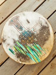 soin chamanique tambour chamanique 1
