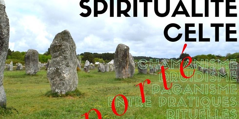 CONFERENCE SPIRITUALITE CELTE