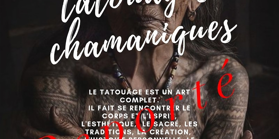 CONFERENCE TATOUAGE CHAMANIQUE (1)