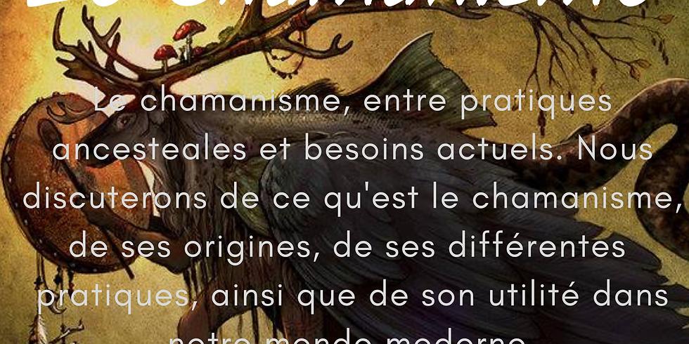 CONFERENCE : LE CHAMANISME - Semaine Chamanique d'Automne