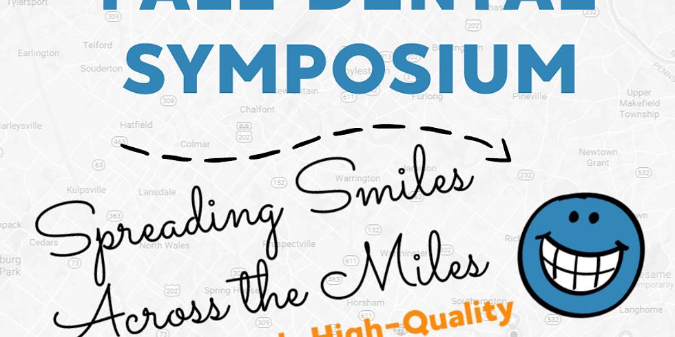 2020 Virtual Fall Dental Symposium