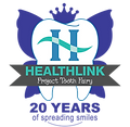 HealthLink Dental Clinic PTF Logo-TitleC