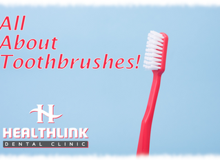 All About Toothbrushes