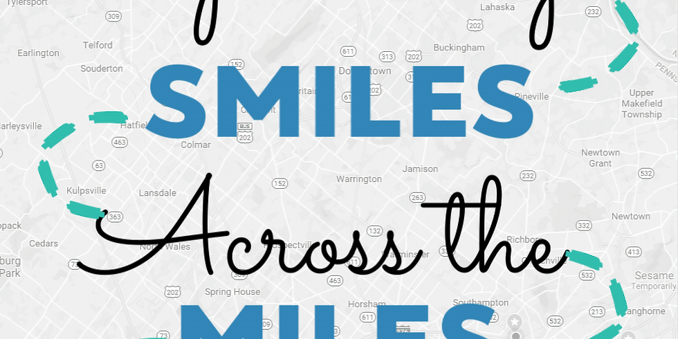 Spreading Smiles Across the Miles Virtual Event
