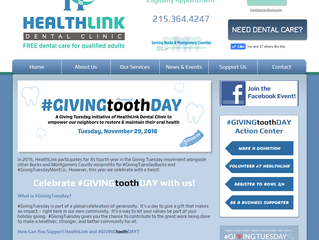 Introducing the #GIVINGtoothDAY Action Center