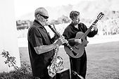 Gary Deacon and Willie Van Zyl - Guitar and clarinet, South African