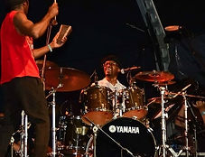 Frank Paco at Cape Town International Jazz Festival