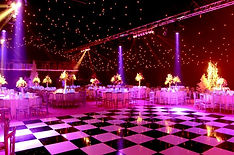 Dance floor hire, Cape Town, South Africa