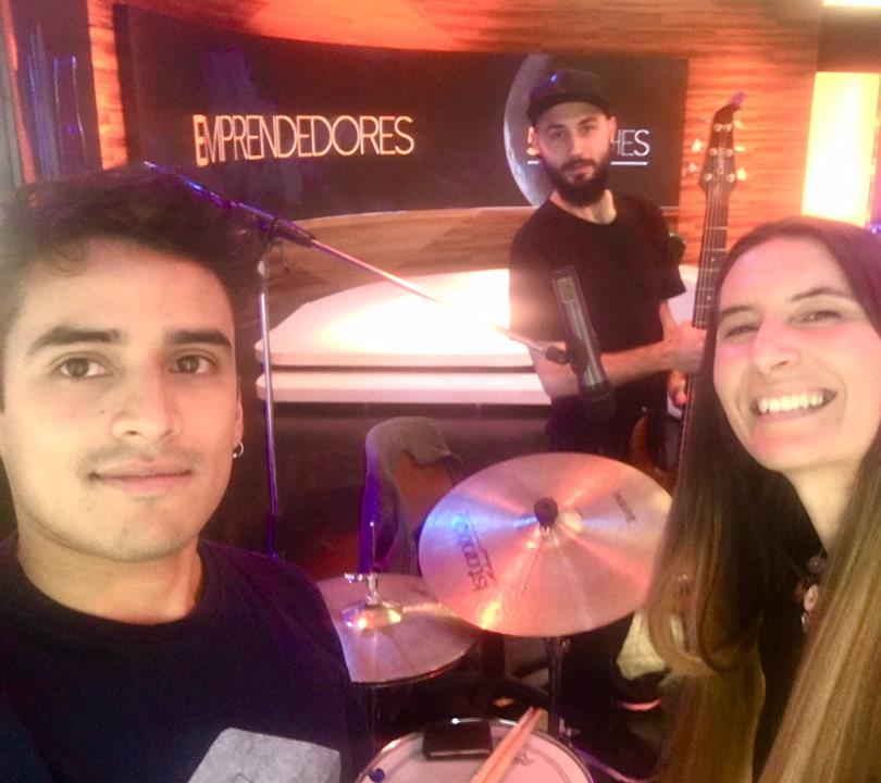 Muriel Marco en vivo en 5 Noches