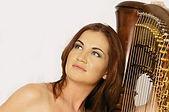 harpist, cape town, stellenbosch, classical music, south africa